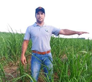 Amazon AgroSciences Fertilizantes Resultados Cana-de-açúcar Foto Produtor Flavio Sanchez Padrão do Produtor Otimizada