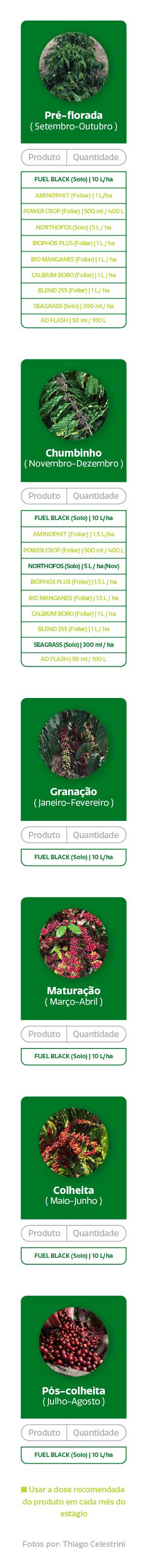 Amazon AgroSciences Páginas de Cultura Estágios do Café Conilon Imagem Para Celular