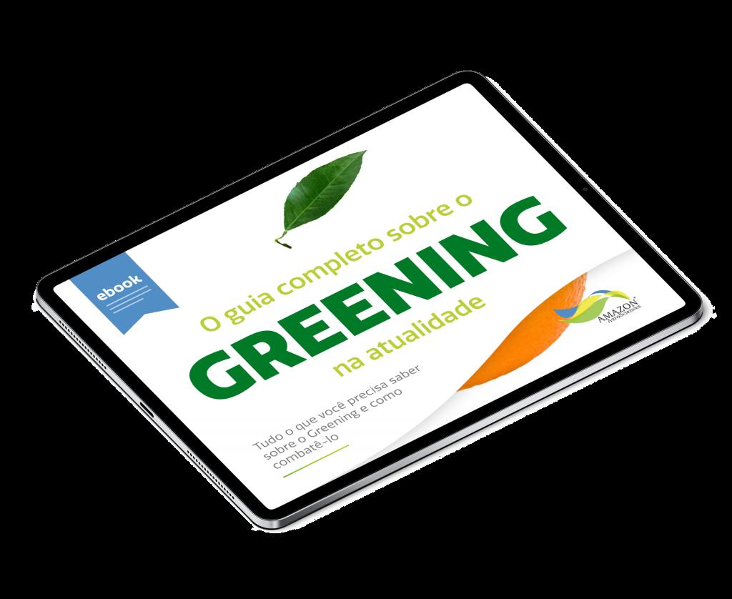 Amazon AgroSciences eBook O Guia Definitivo Contra o Greening Mockup Tablet Alt