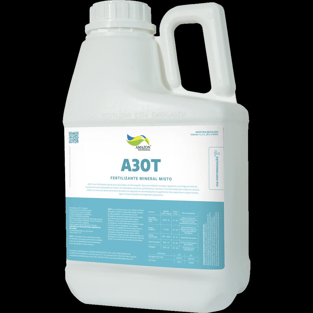 Amazon AgroSciences Fertilizantes Líquidos de Alto Desempenho Foto de Produto A30T