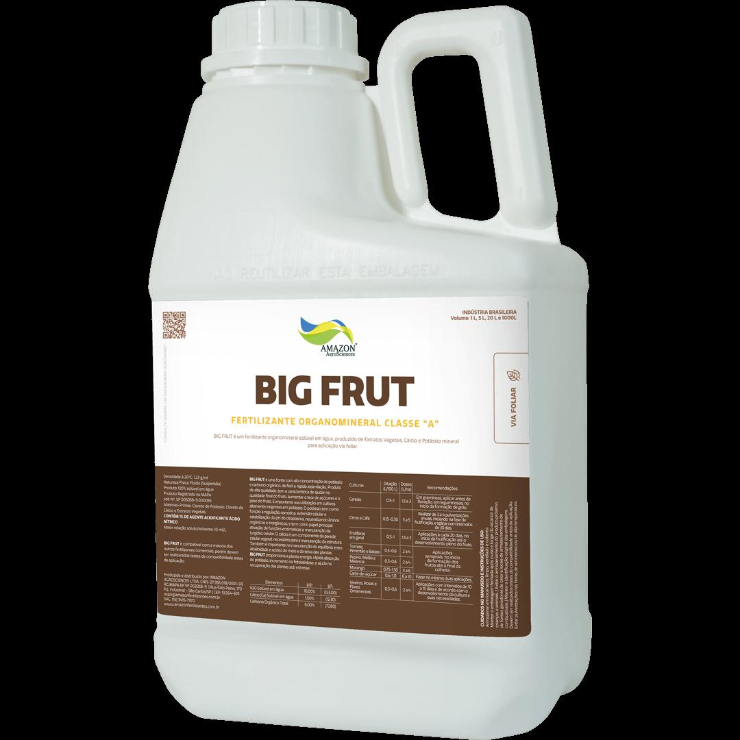 Amazon AgroSciences Fertilizantes Líquidos de Alto Desempenho Foto de Produto Big Frut