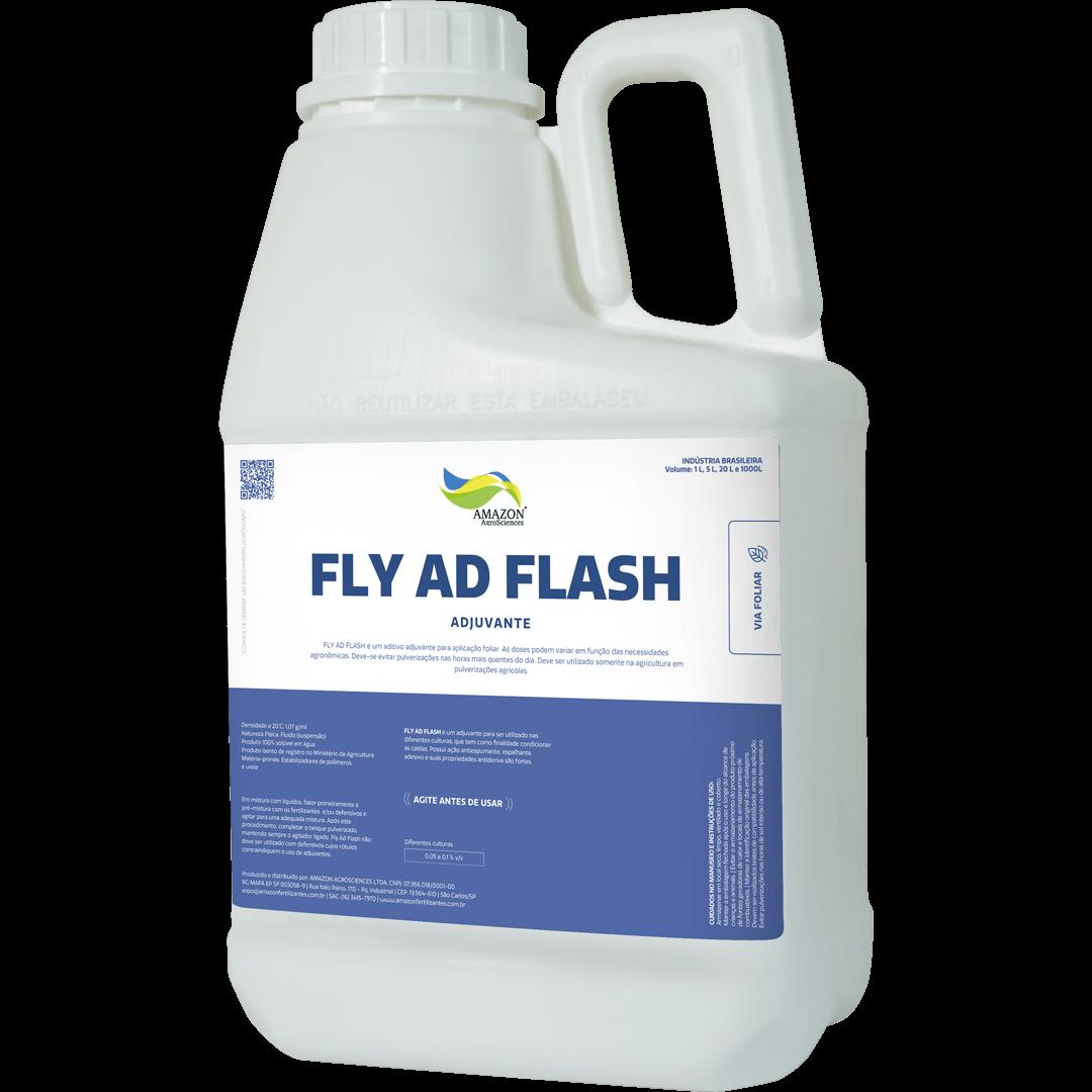 Amazon AgroSciences Fertilizantes Líquidos de Alto Desempenho Foto de Produto Fly Ad Flash