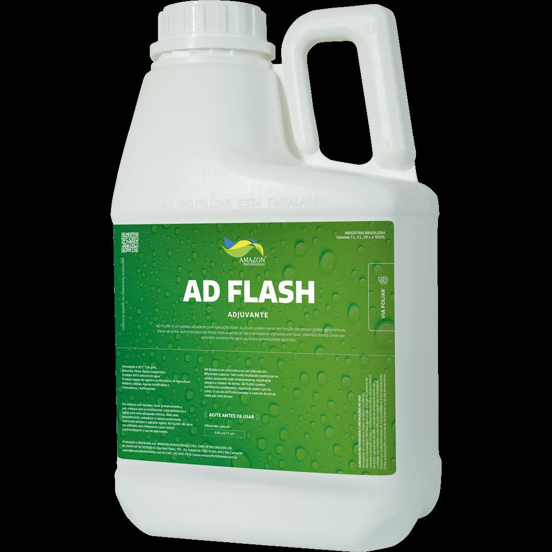 Amazon AgroSciences Fertilizantes Líquidos de Alto Desempenho Foto de Produto Ad Flash